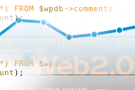 Hack WordPress : Afficher le nombre d'articles, de commentaires et de rétroliens.