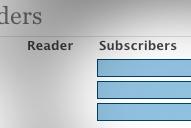 Feed Statistics : Surveiller vos abonnés RSS