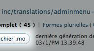 Traduire les fichiers langues des plugins WordPress !