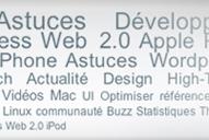 LogCloud : Afficher et personnaliser les tags de votre blog