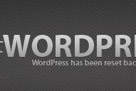 WordPress Reset : Mise à zéro de la base de données !