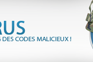 Protéger votre blog WordPress des codes malicieux !