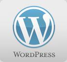 Accueil WordPress iPhone