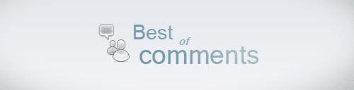 Best-of Comments : Afficher les meilleurs commentaires de votre blog !