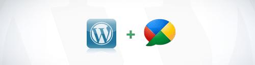 Google Buzz et WordPress