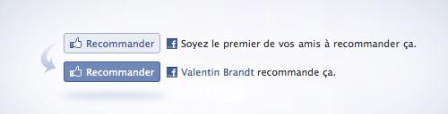 """Like : Ajouter le bouton """"Like"""" de Facebook à vos articles !"""