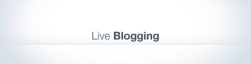 Live Blogging : Bloguez un événement en direct avec WordPress !