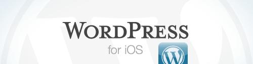WordPress pour iOS !