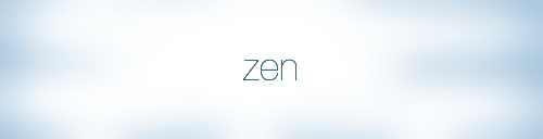 Zen, Intégrez une interface de rédaction sans distraction !