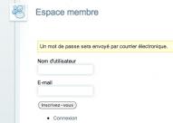 Intégrer les modules d'authentifications au sein de votre blog !