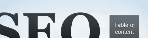 SEO Table of Content WordPress