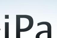 Découvrez le thème iPad pour l'extension WPtouch !