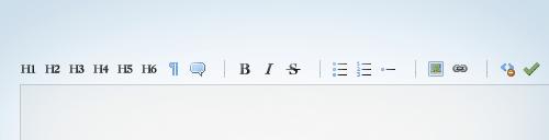 """L'extension HTML MarkItUp pour Enrichir le module """"commentaire"""" de votre blog WordPress !"""