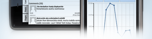 WordPress Nokia