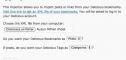 Importer vos liens Delicious dans WordPress !