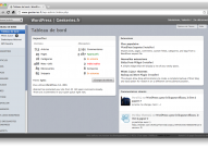 Un thème Mac OS X pour votre administration WordPress !
