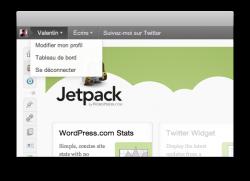 Zoom sur la barre d'administration «Admin Bar» de WordPress !
