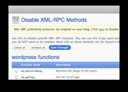 Gérer le protocole XML-RPC de WordPress