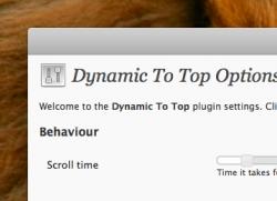 Un bouton haut de page pour votre blog WordPress