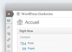 Les évolutions de WordPress 3.2.1