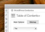 Ajouter automatiquement une table des matières à vos contenus
