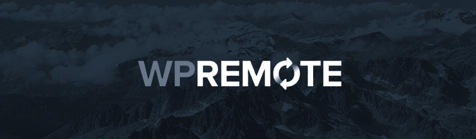 WP Remote - Maintenez vos sites WordPress